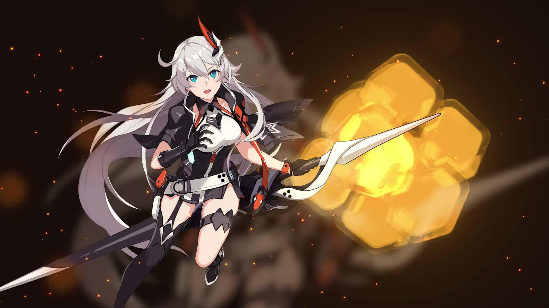Anime Honkai Impact 3 Wallpapers - Wallpaper Cave