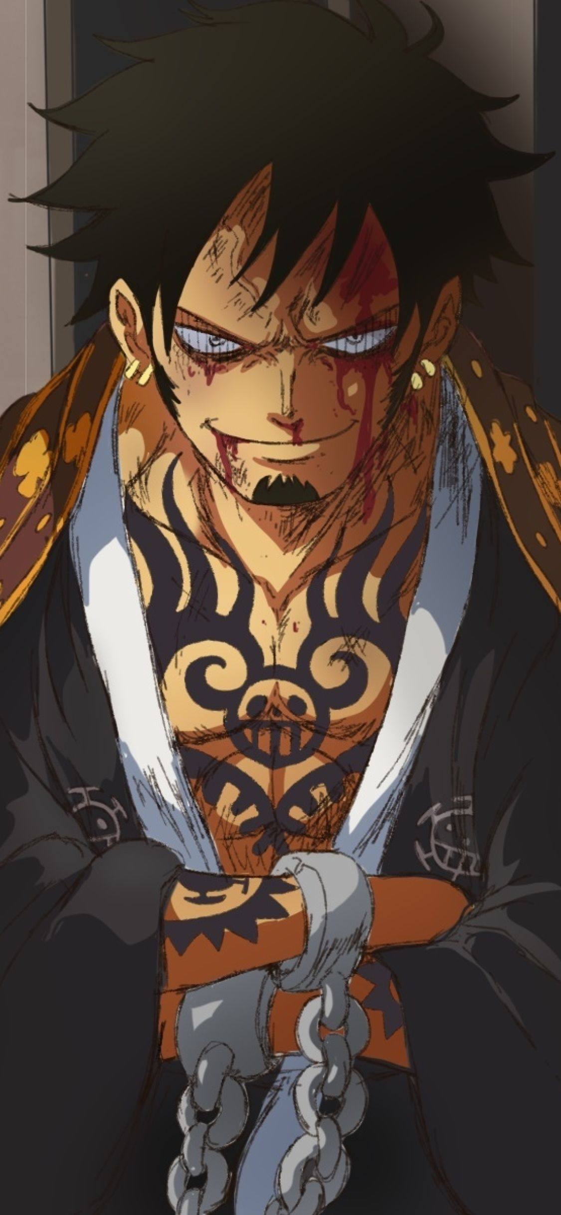 One Piece Iphone X Wallpapers Wallpaper Cave