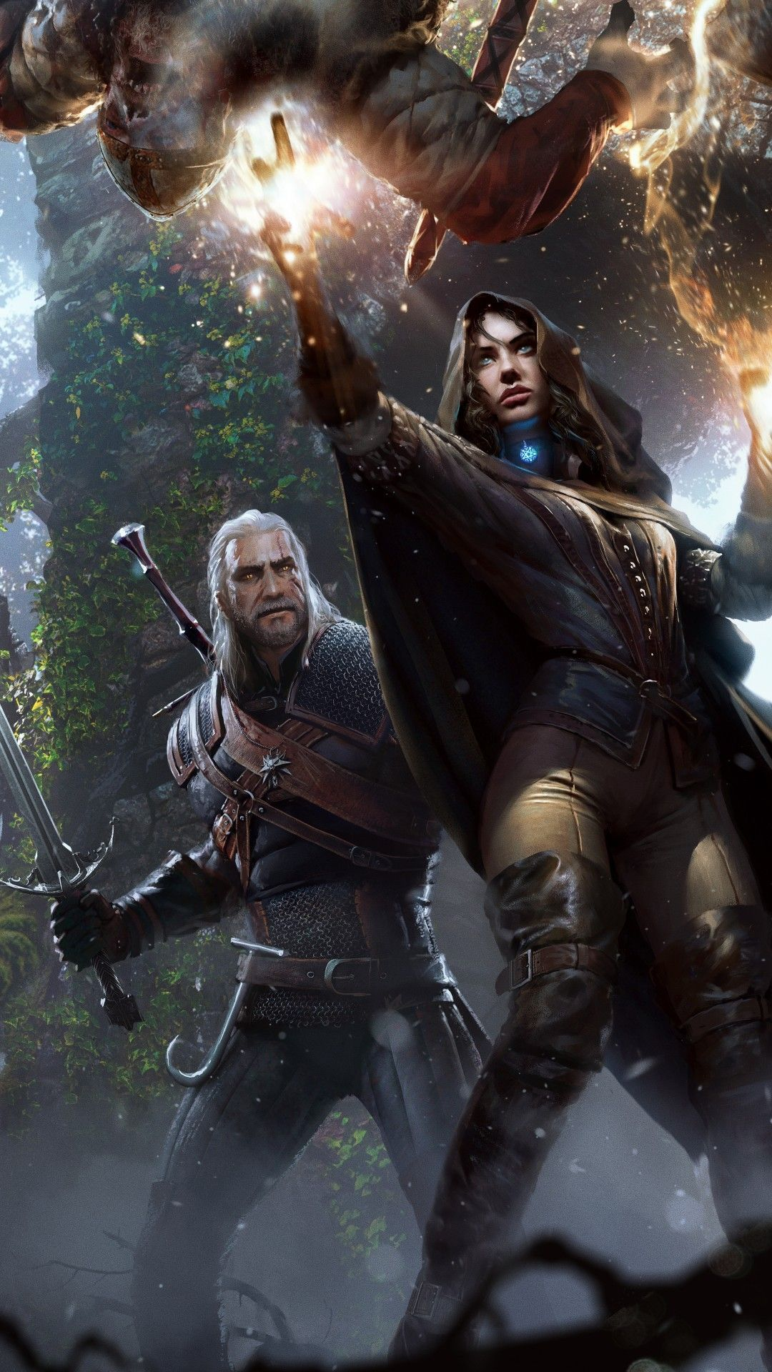 The Witcher 3 Android Wallpapers - Wallpaper Cave