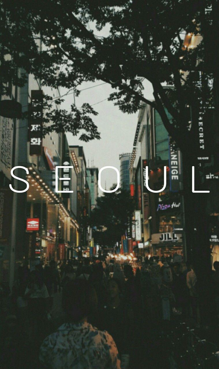 aesthetic seoul korea wallpapers