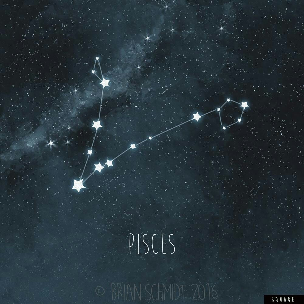 Pisces Constellation Wallpapers - Wallpaper Cave