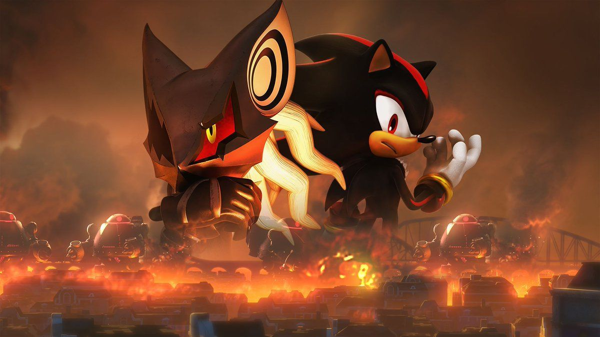 Sonic The Hedgehog Sonic Forces Wallpapers - Wallpaper Cave