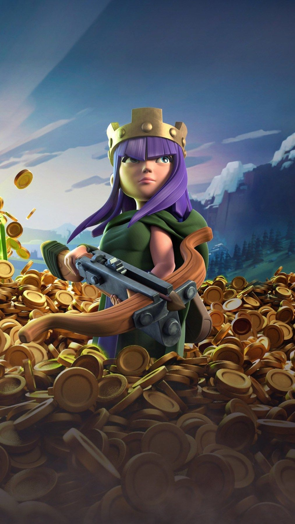 Clash Of Clans HD iPhone Wallpapers - Wallpaper Cave
