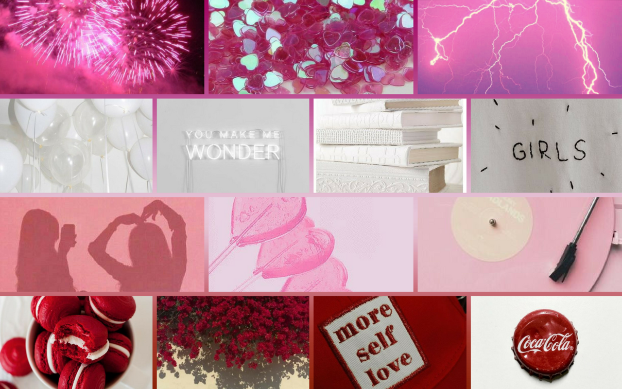 Girls Aesthetic Laptop Wallpapers Wallpaper Cave