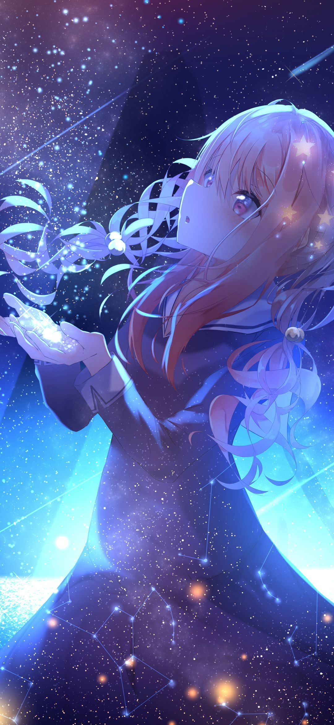 Anime Girl 1080x2340 Wallpapers - Wallpaper Cave