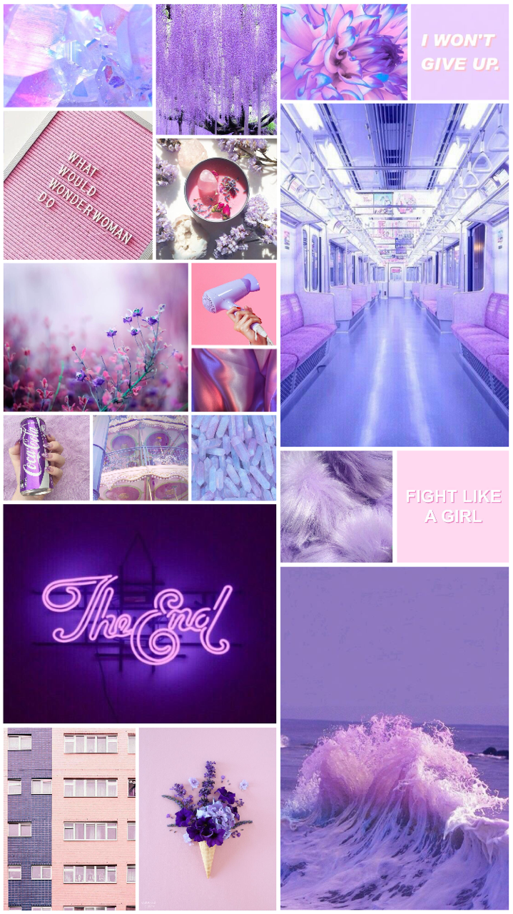 Aesthetic Wallpapers : Egirl Aesthetic Wallpapers Collage