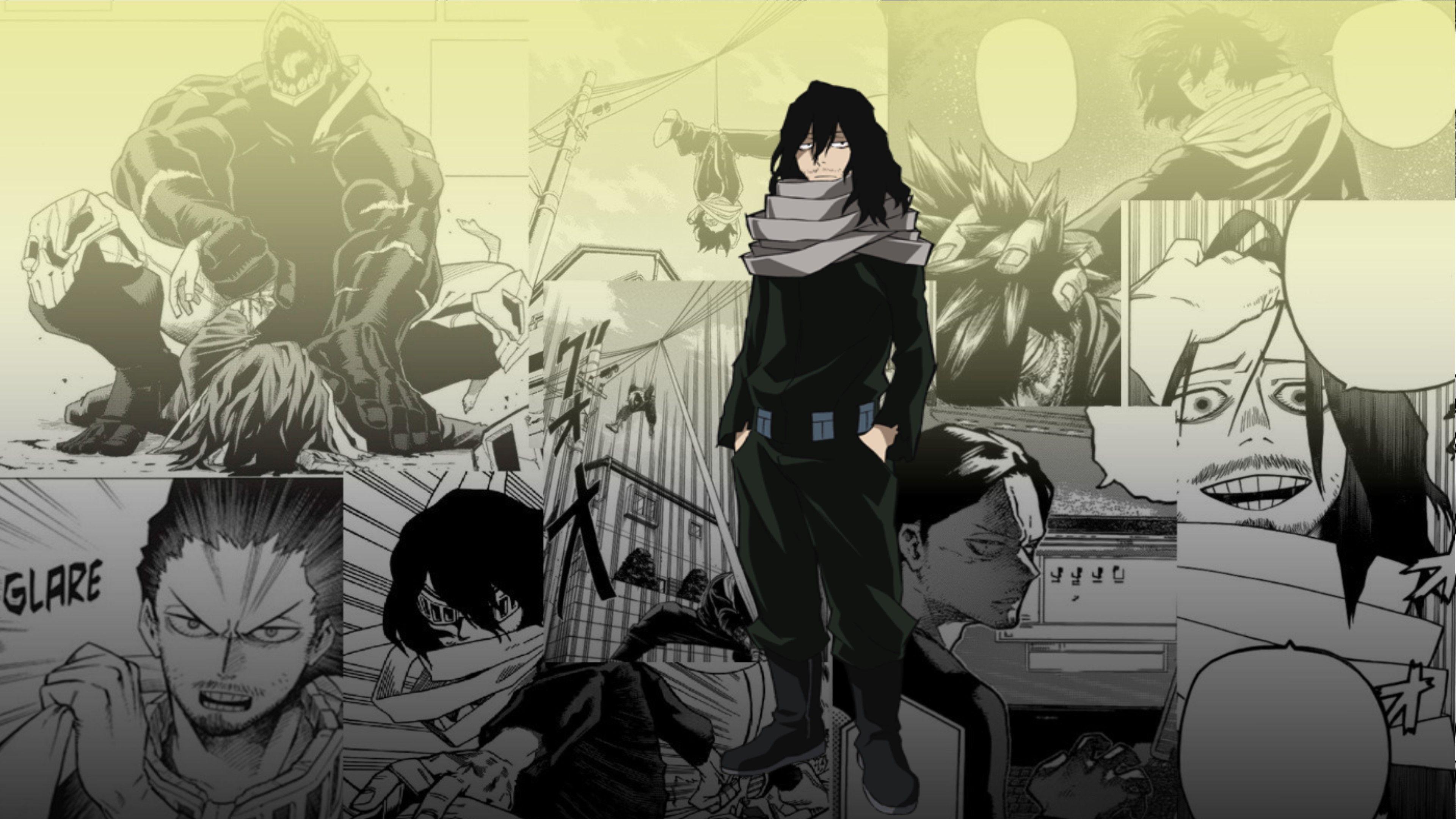 Anime MHA Computer Wallpapers - Wallpaper Cave