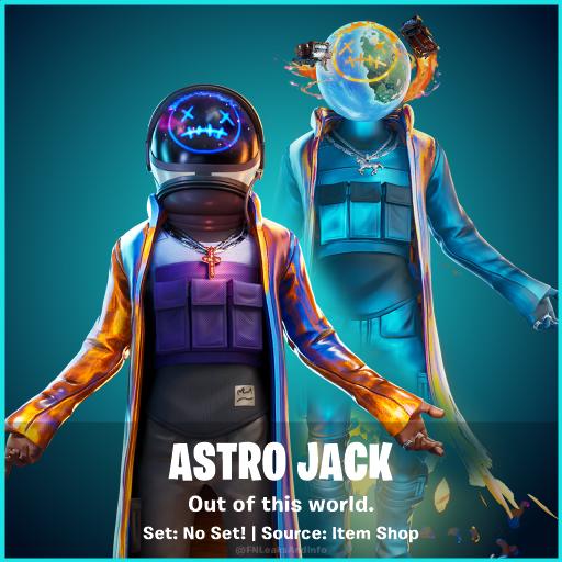 Astro Jack Wallpaper
