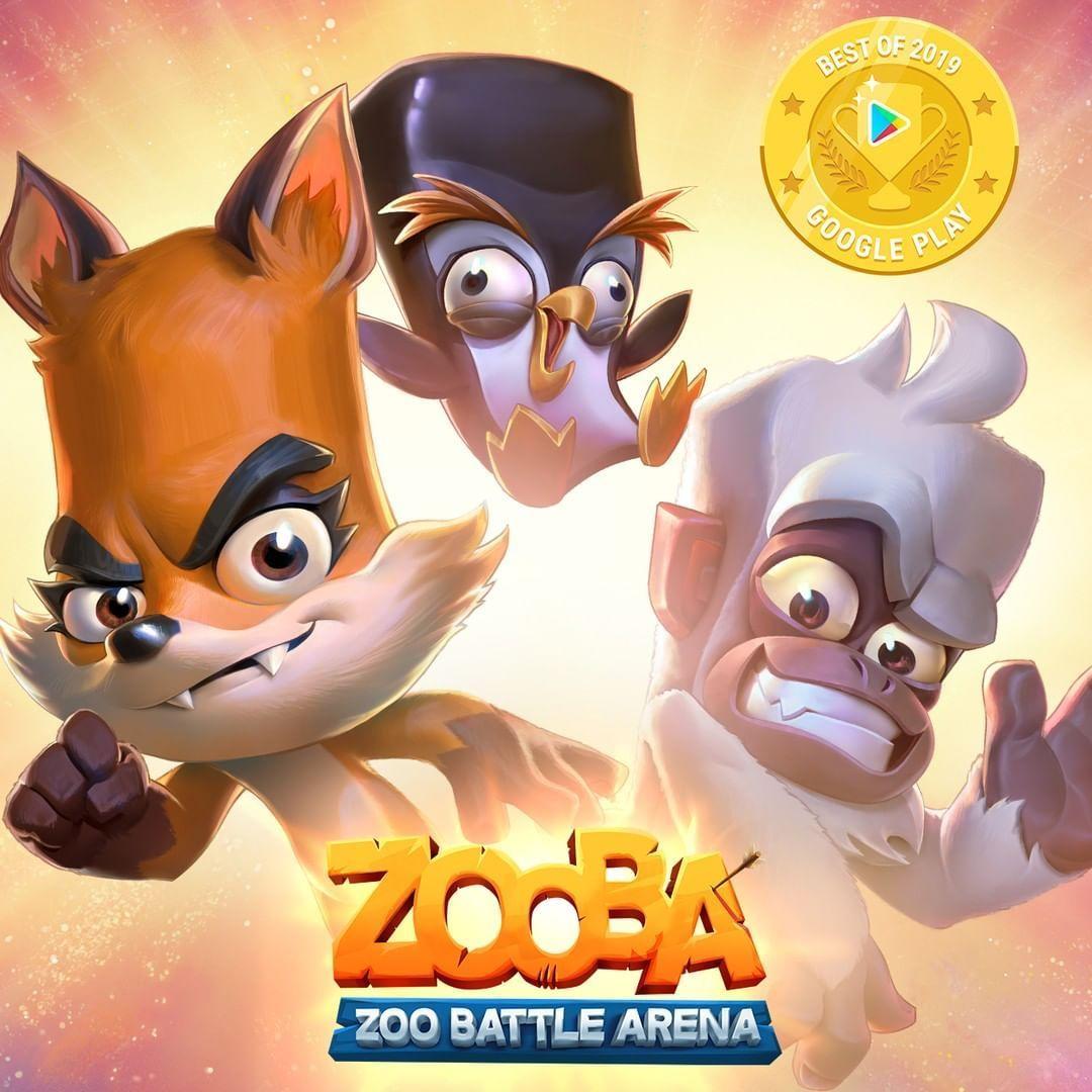 zooba ausmalbilder zum ausdrucken  zooba free for all