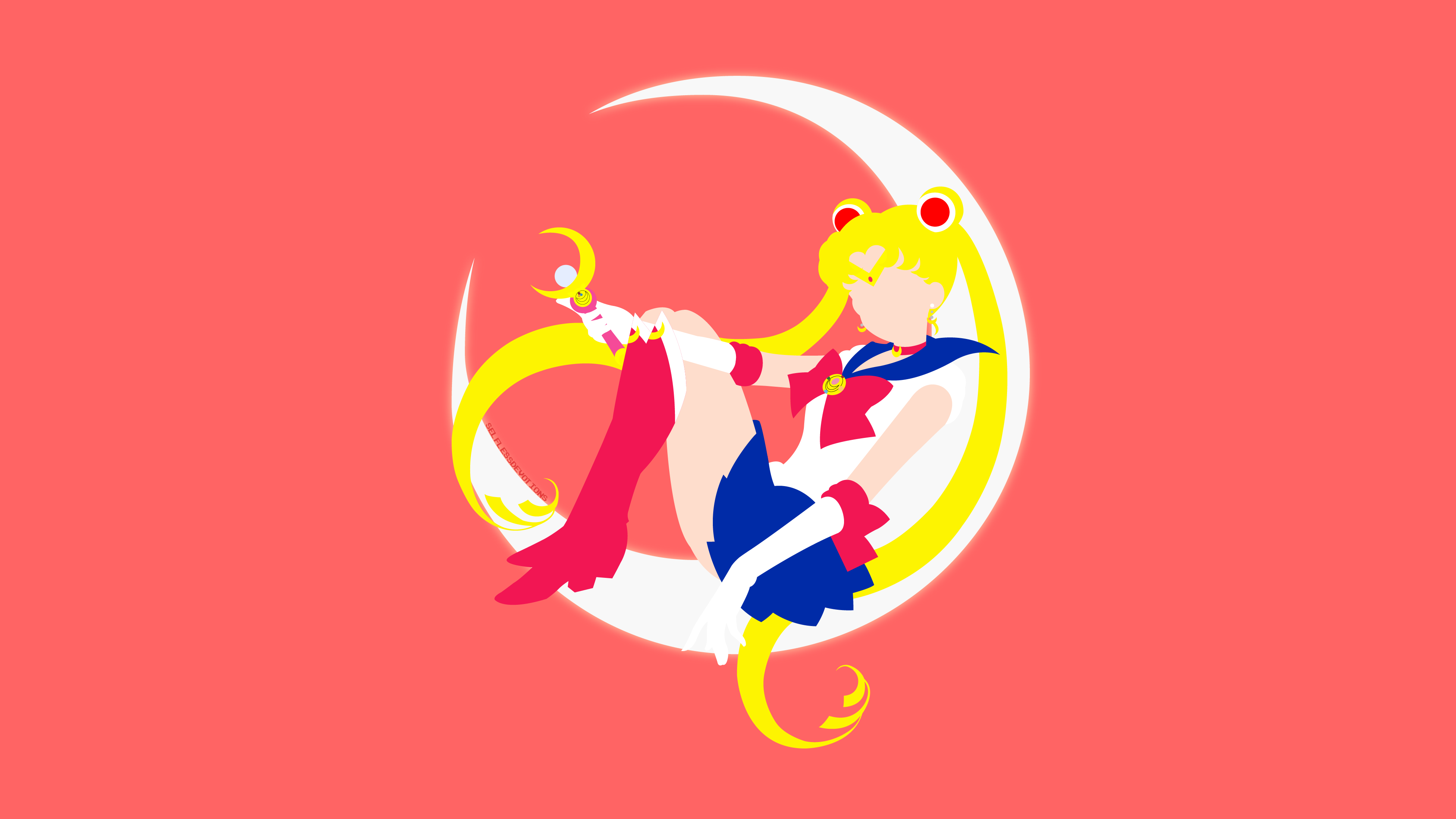 Sailor Moon Aesthetic Ps4 Wallpapers - Wallpaper Cave