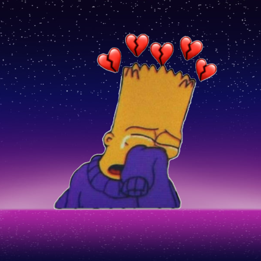 Sad Aesthetic Pictures Simpsons Wallpapers