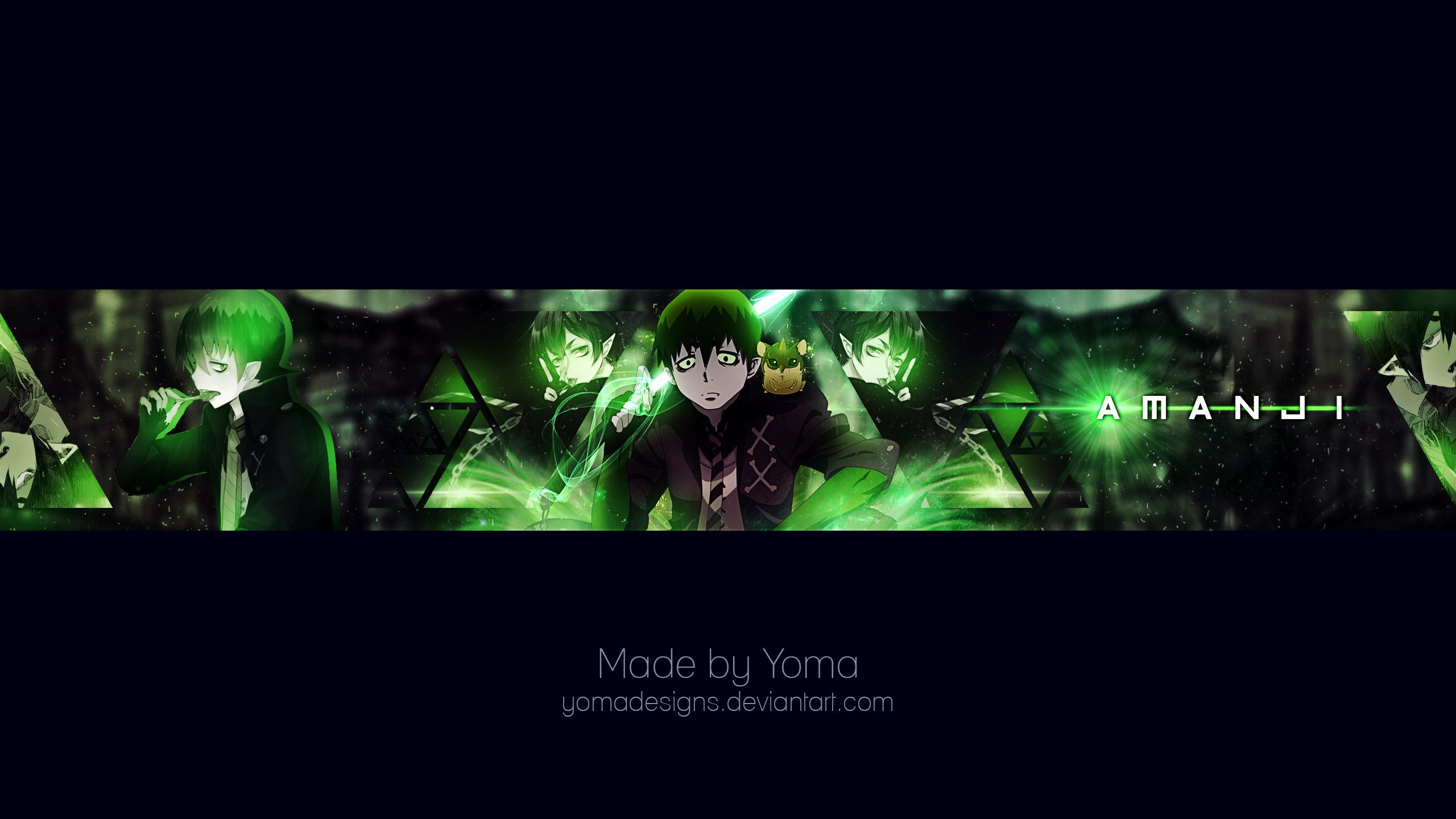 Anime Banner Wallpapers Wallpaper Cave