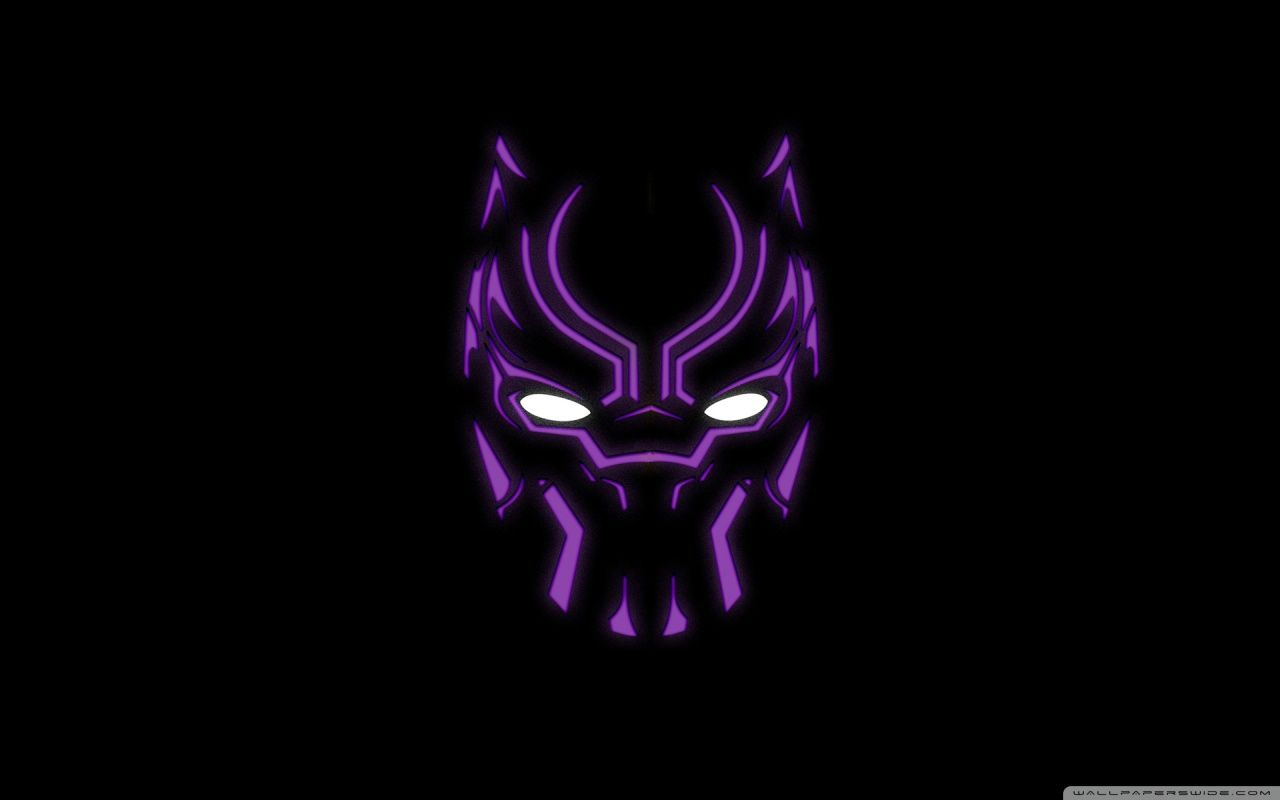 Black Panther Desktop Wallpapers Wallpaper Cave