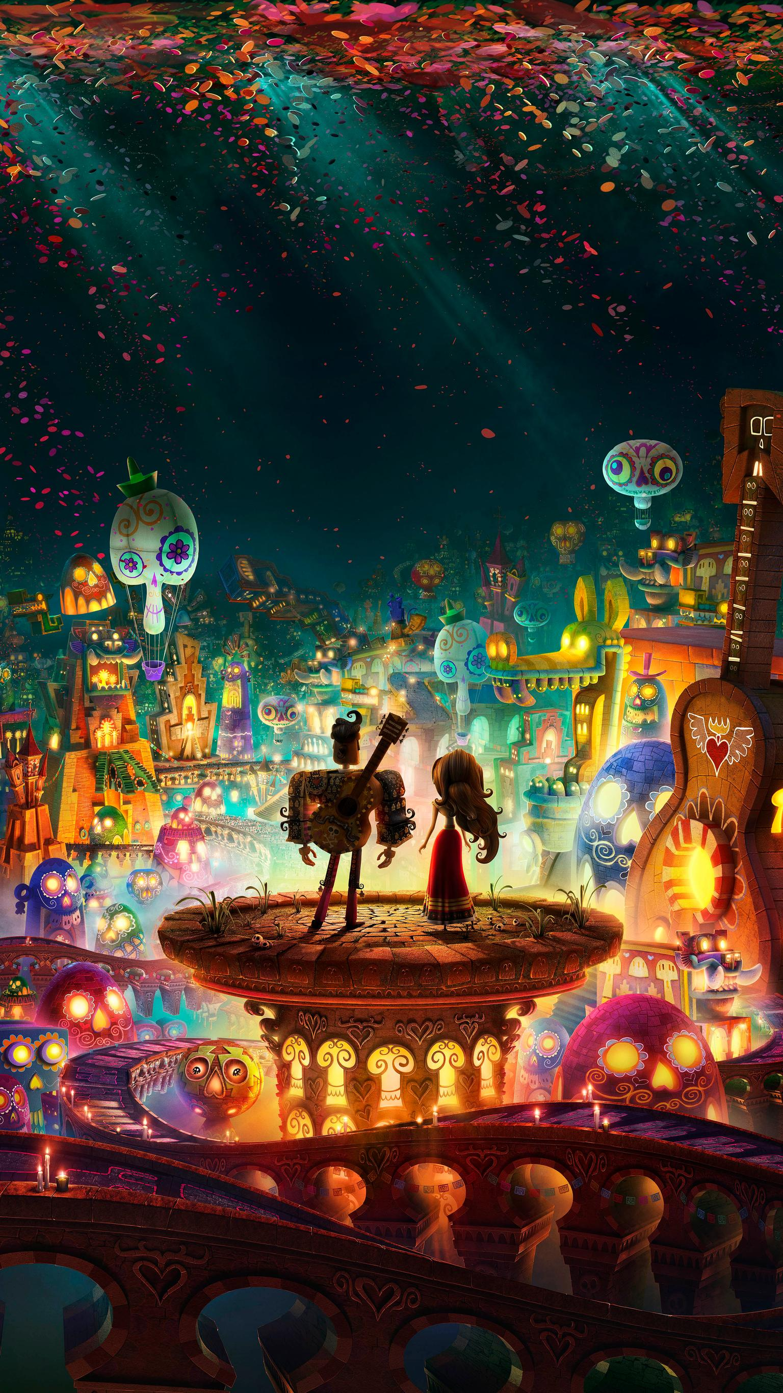 The Book Of Life Wallpapers   Wallpaper Cave