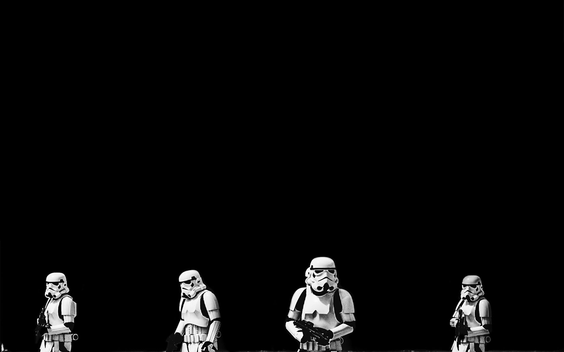 two perfect star wars wallpapers