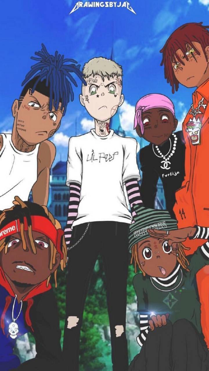 33+ Simple Cartoon Rappers Pictures