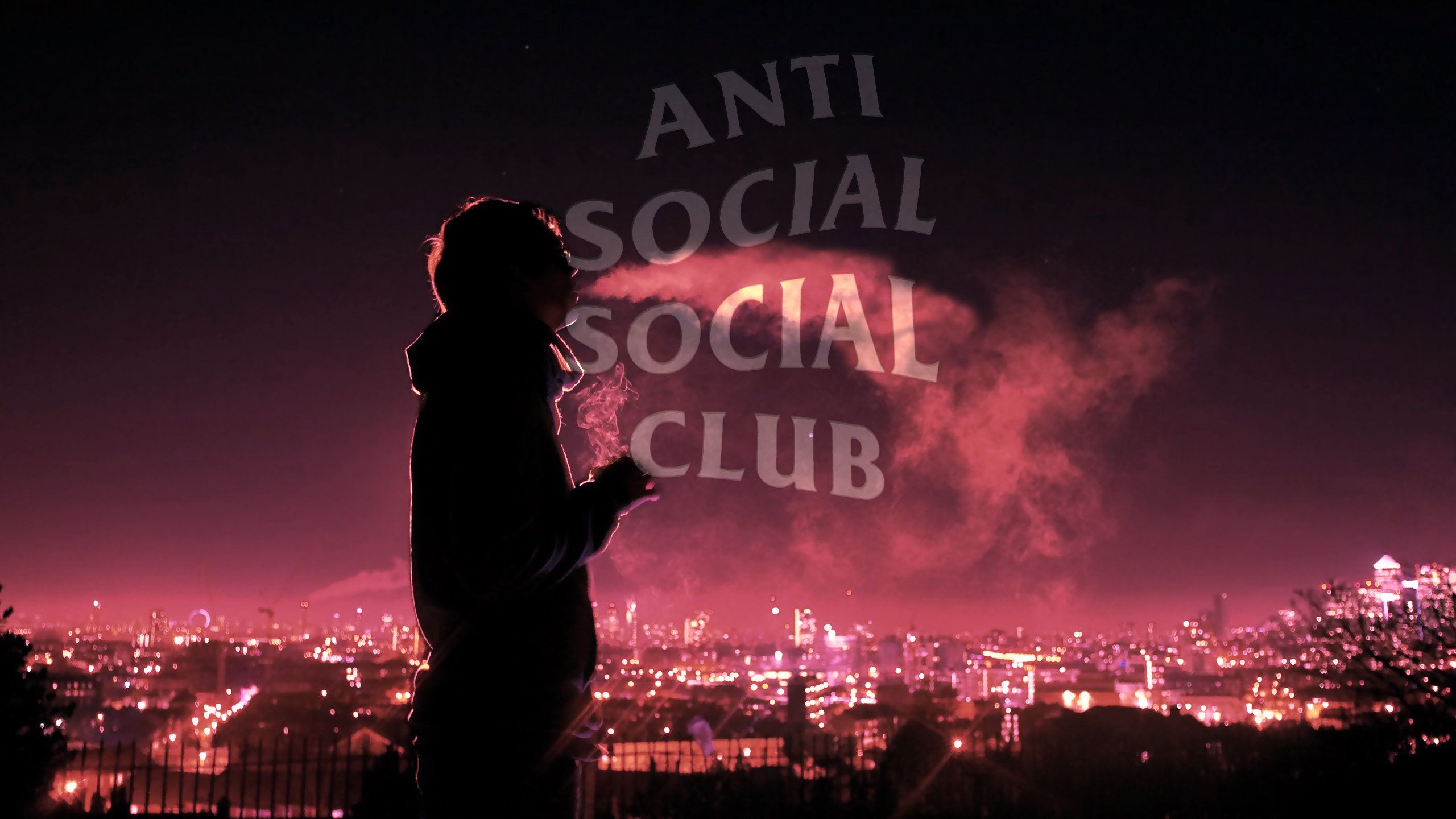 Anti Social Social Club Computer Wallpapers - Wallpaper Cave