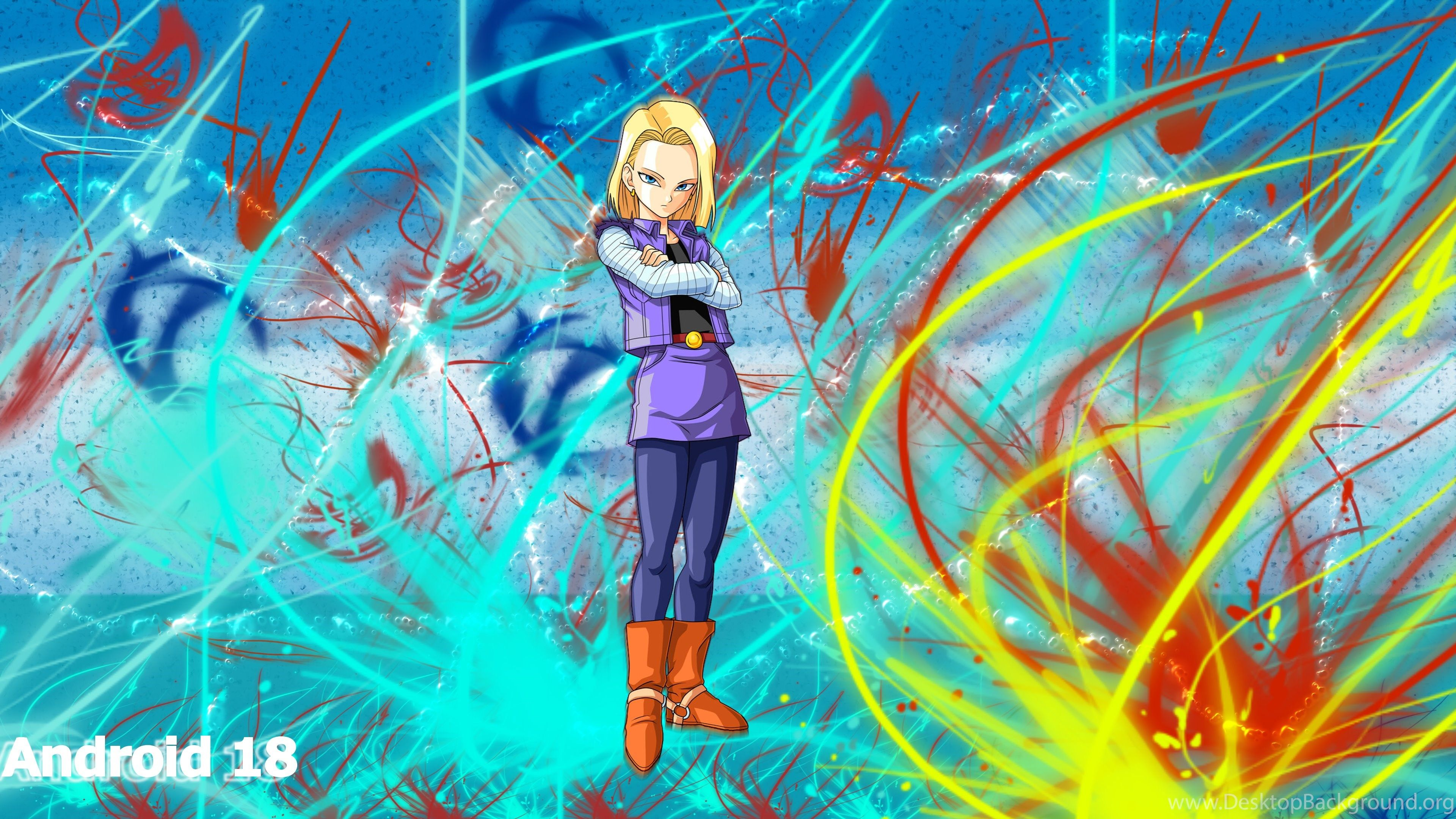 Android 18 Hd Wallpapers Wallpaper Cave