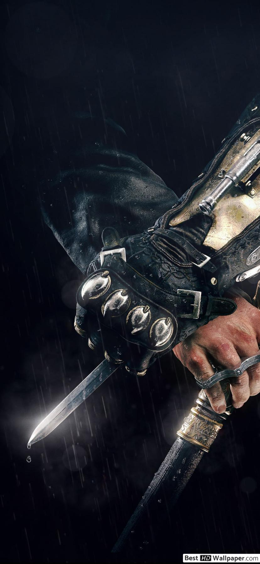 Dark Assassins Creed Mobile Wallpapers - Wallpaper Cave