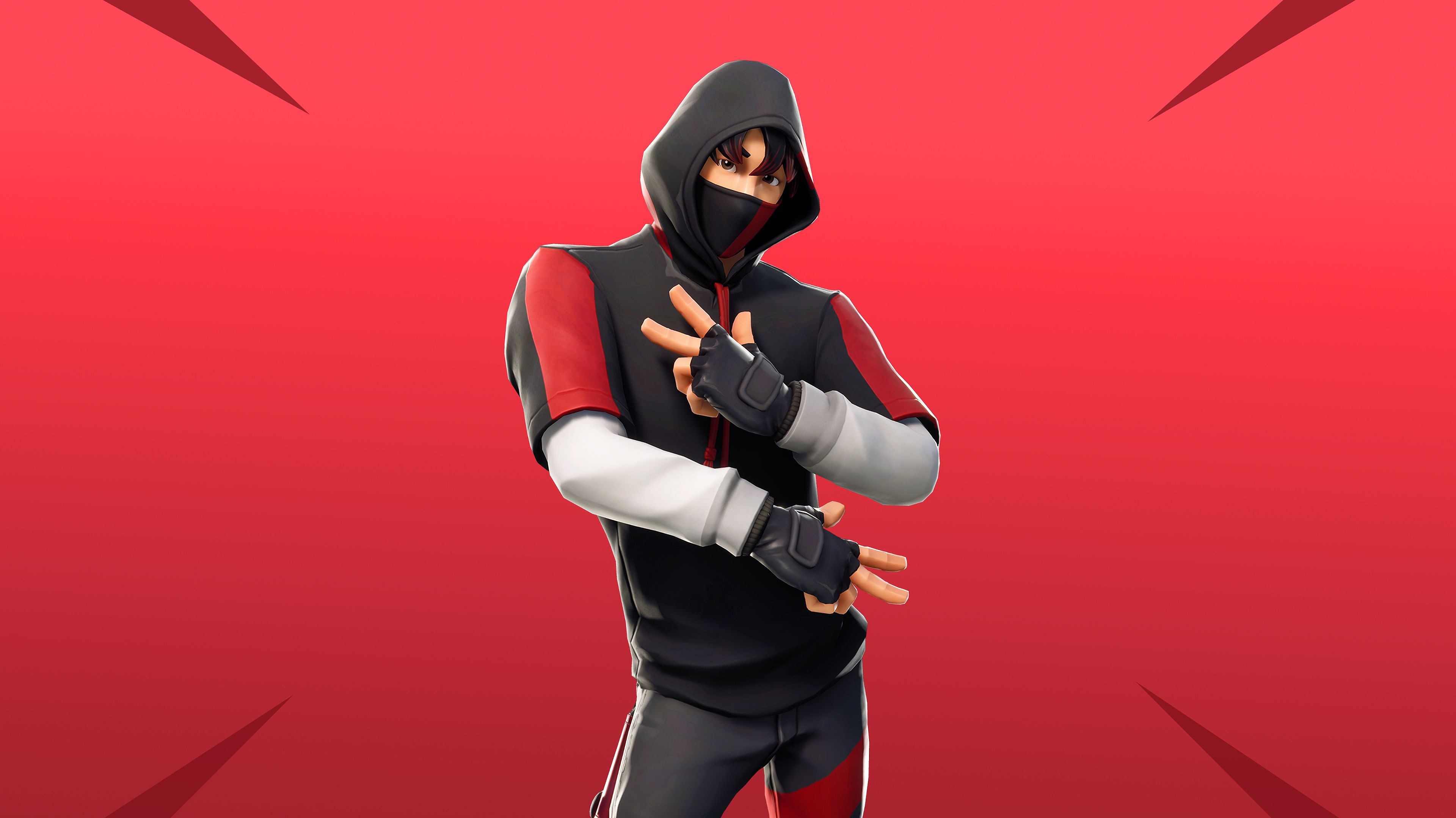Iconic Skin Fortnite Wallpapers Wallpaper Cave