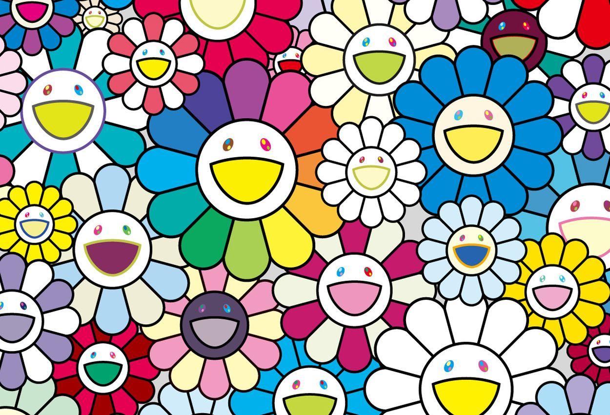 Takashi Murakami Computer Wallpapers - Wallpaper Cave
