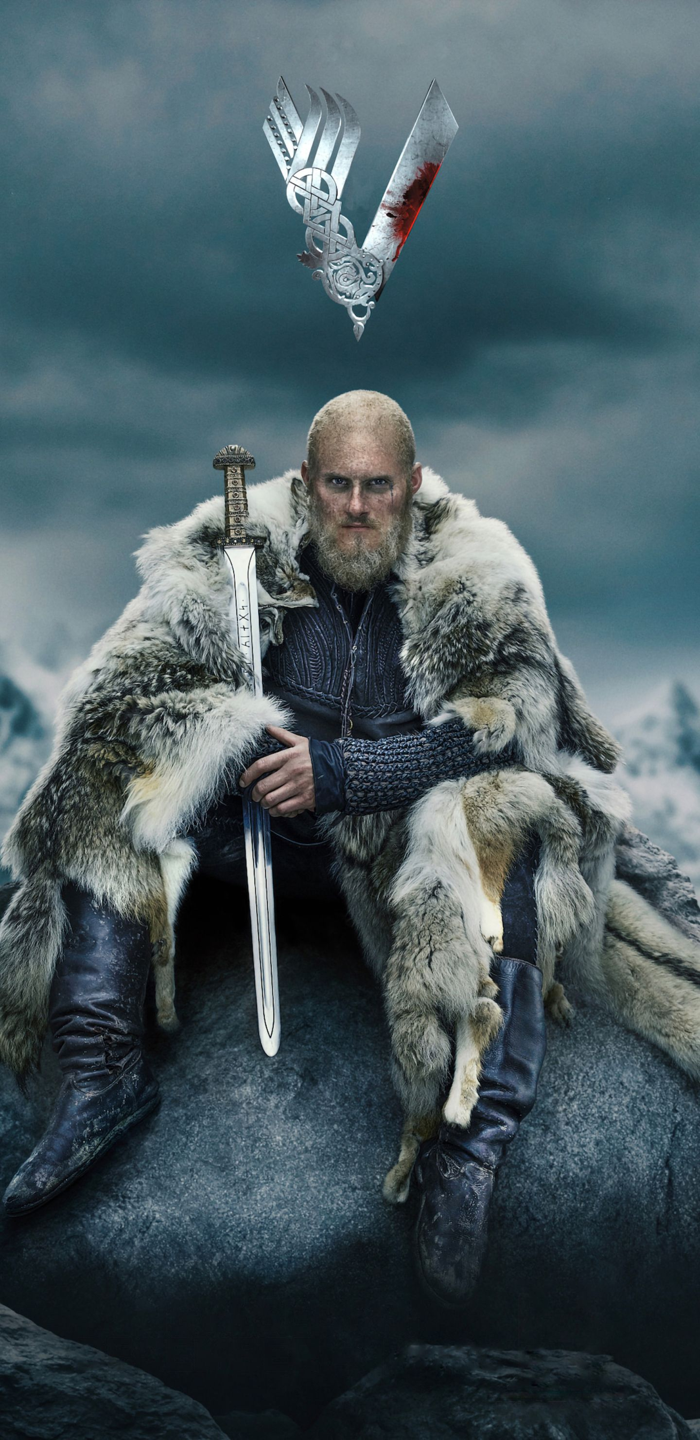 Vikings Season 6 Wallpapers - Wallpaper ...