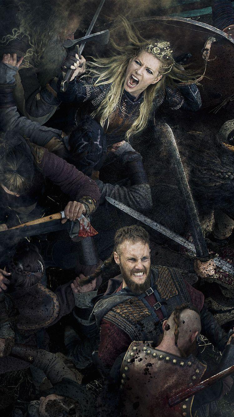 Vikings Season 6 Wallpapers Wallpaper Cave