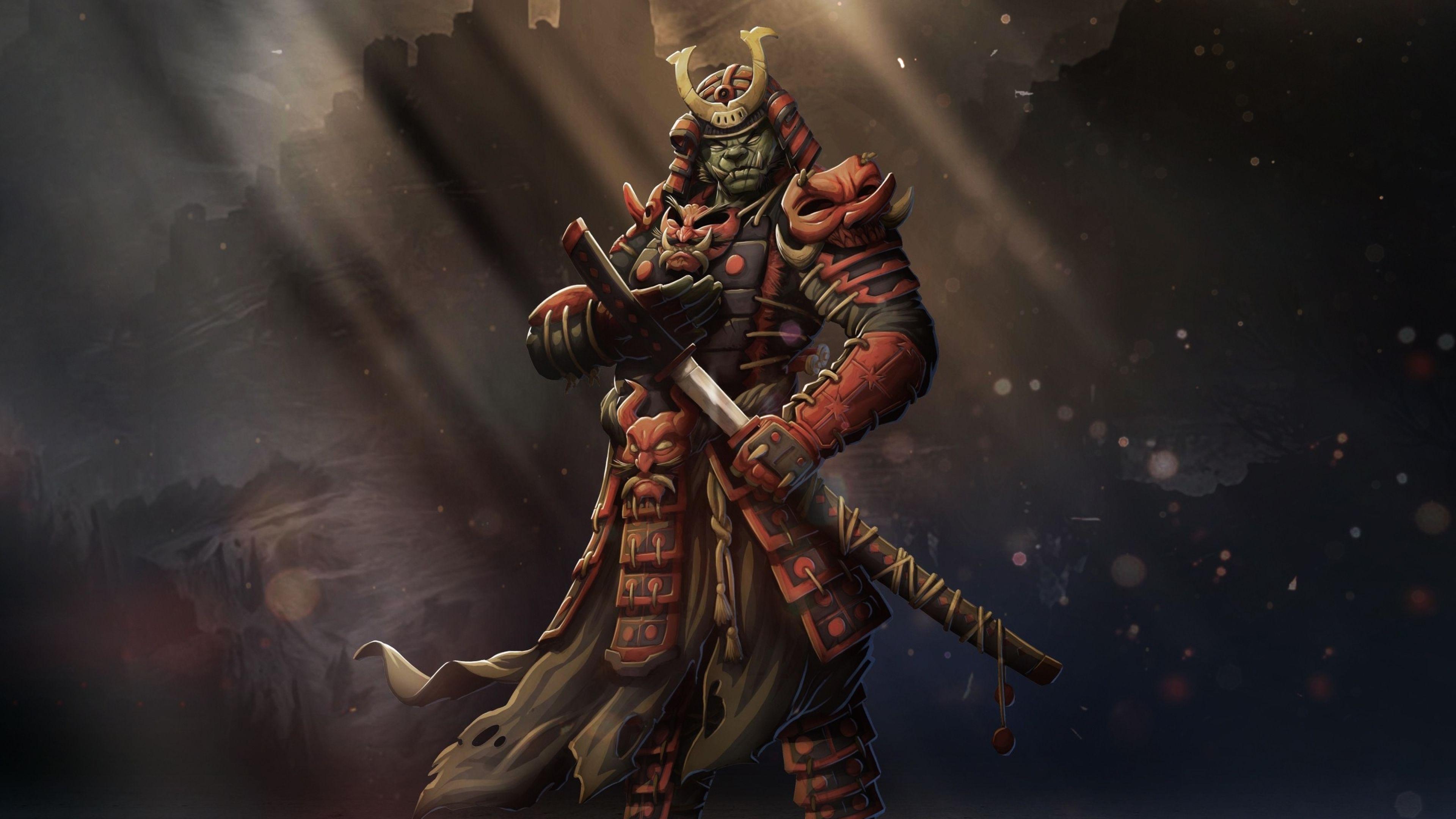 Samurai 4k Wallpapers - Wallpaper Cave