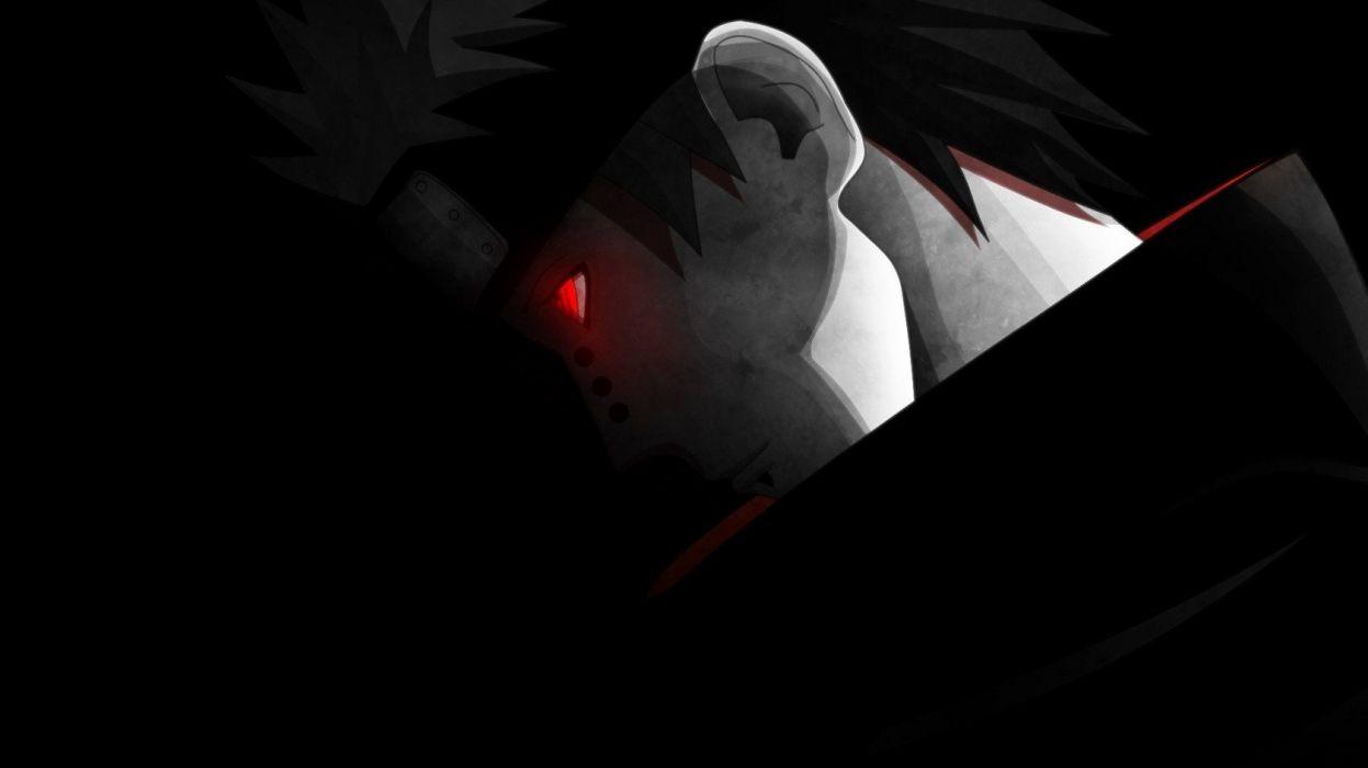 Dark Anime Eye Wallpapers Wallpaper Cave