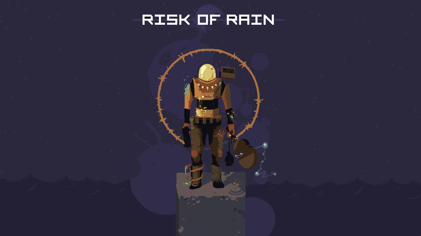 Risk Of Rain 2 Wallpapers - Wallpaper Cave
