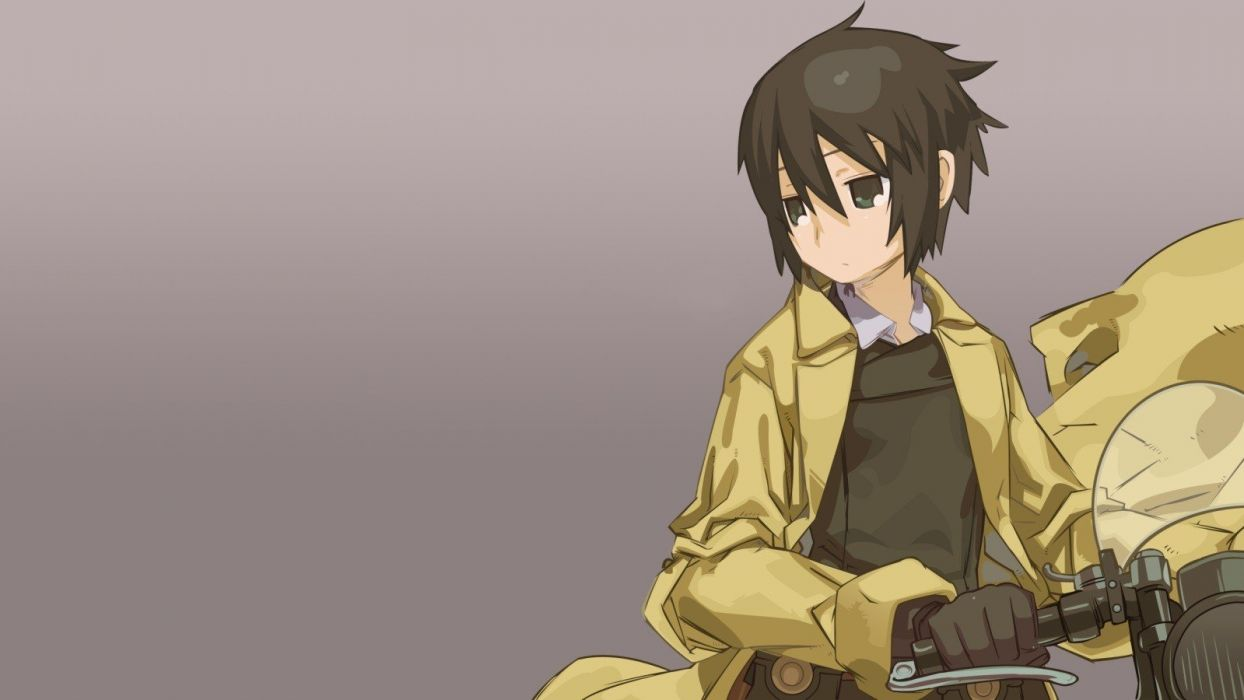 Kino S Journey Wallpapers Wallpaper Cave