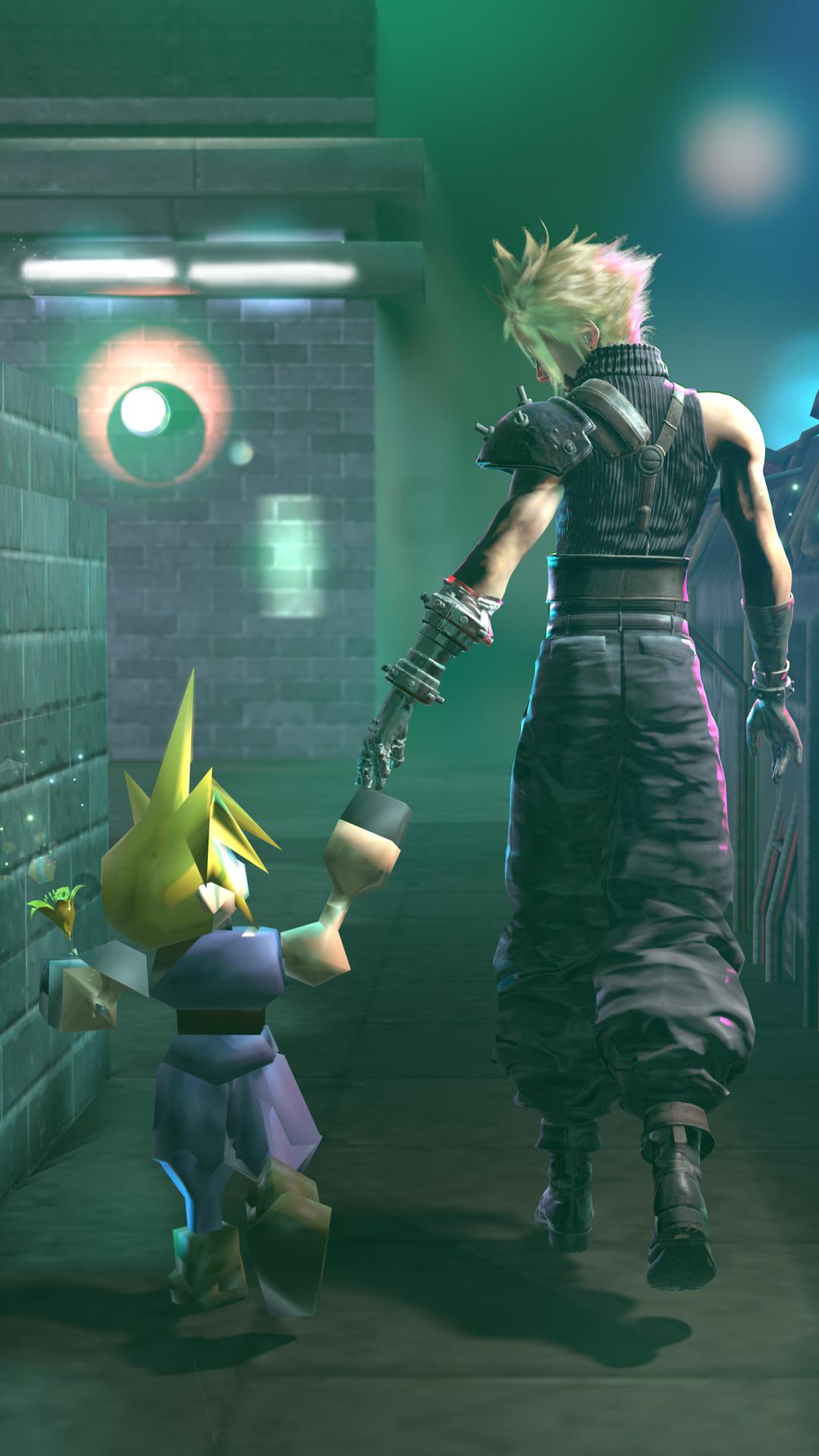 Final Fantasy 7 HD Phone Wallpapers - Wallpaper Cave
