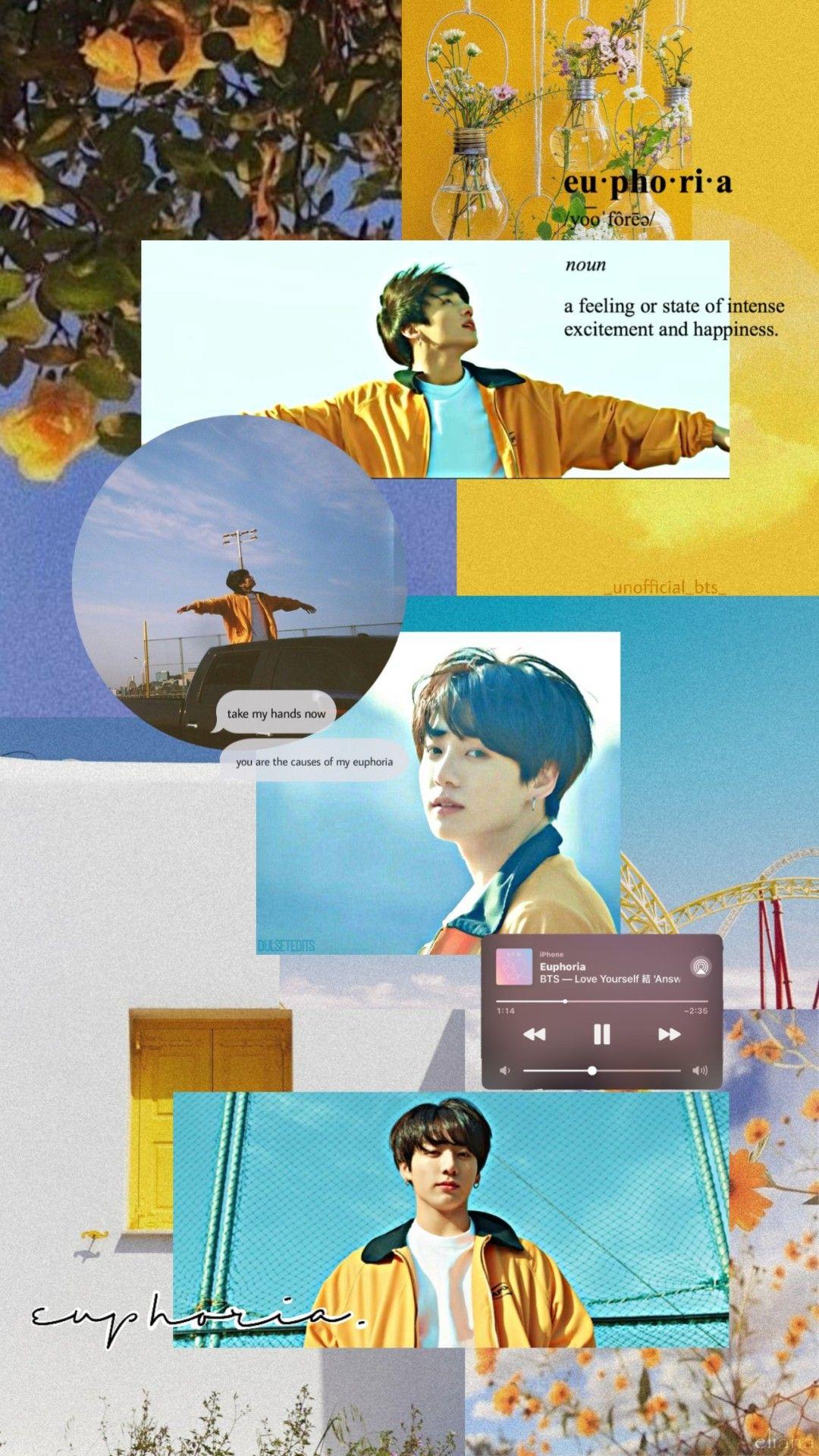 taeyoongi bts aesthetic collage wallpapers