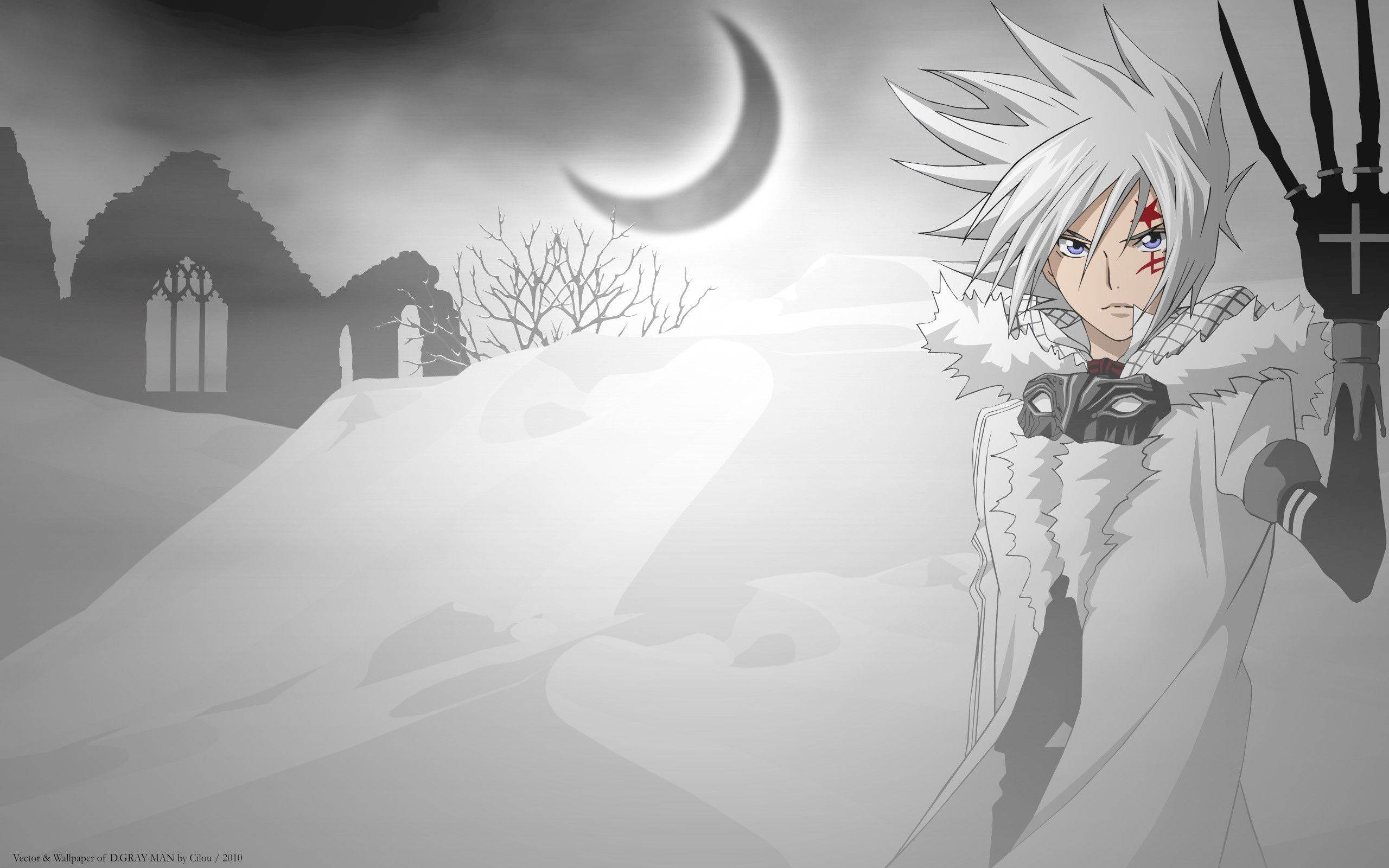 D Gray Man Wallpapers