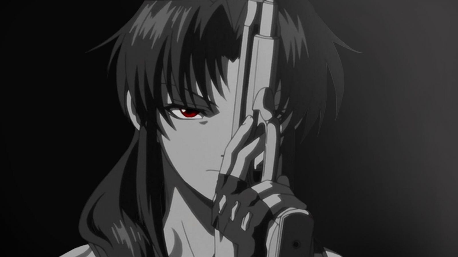 Free download Revy Grey Wolf Anime Wallpapers ImgStockscom