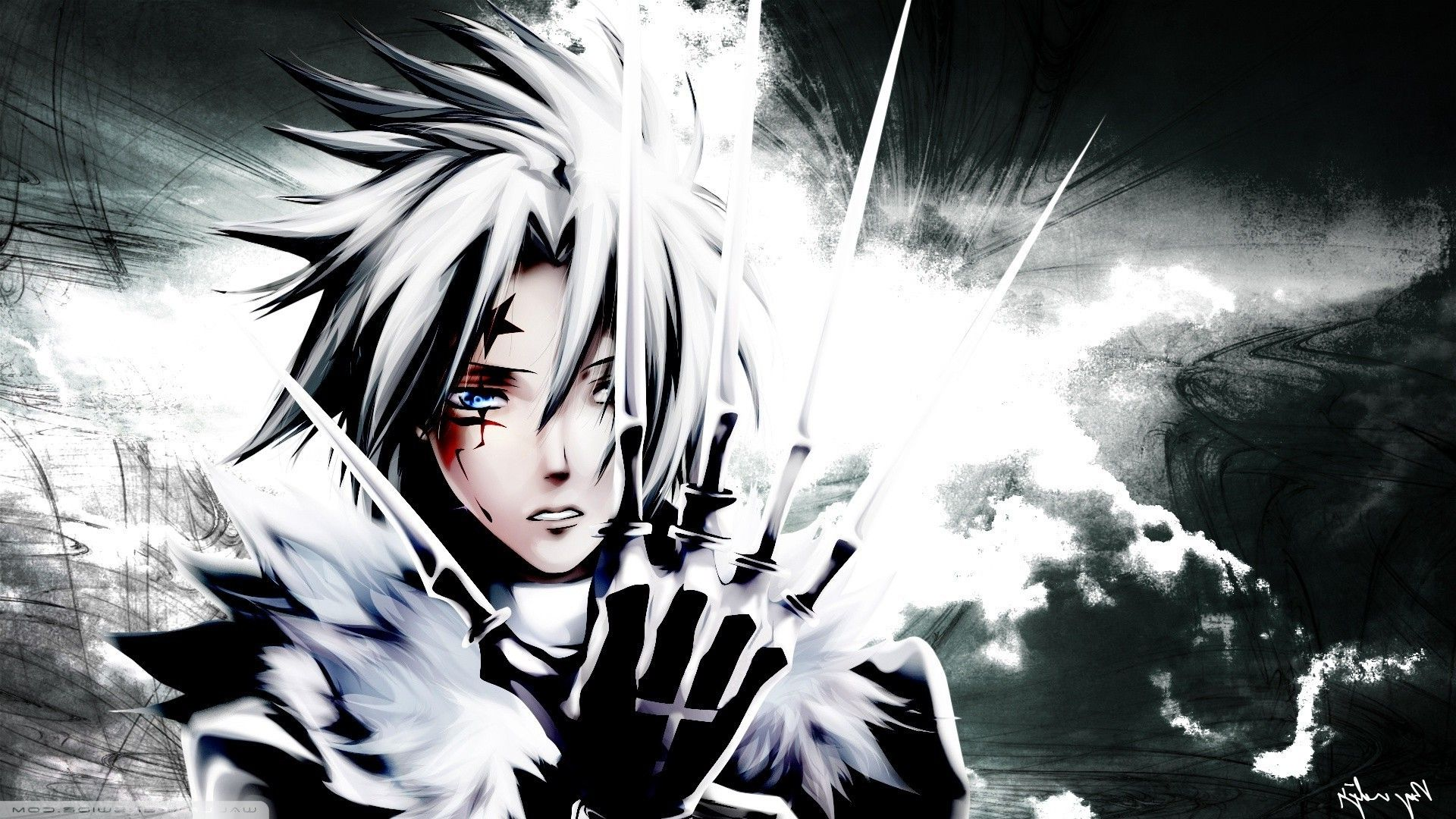 D.Gray man Wallpapers HD / Desktop and Mobile Backgrounds