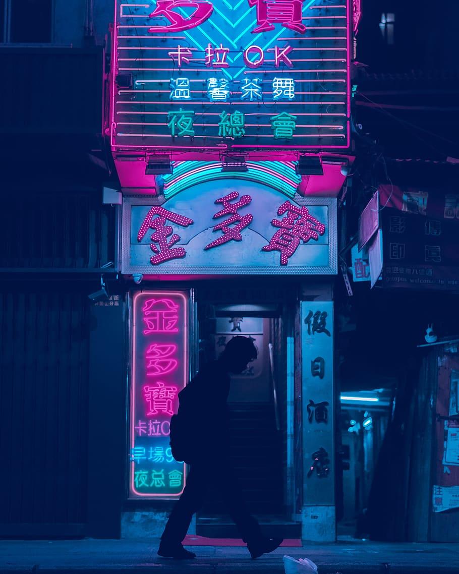 Cyberpunk Aesthetic 4k Wallpapers - Wallpaper Cave
