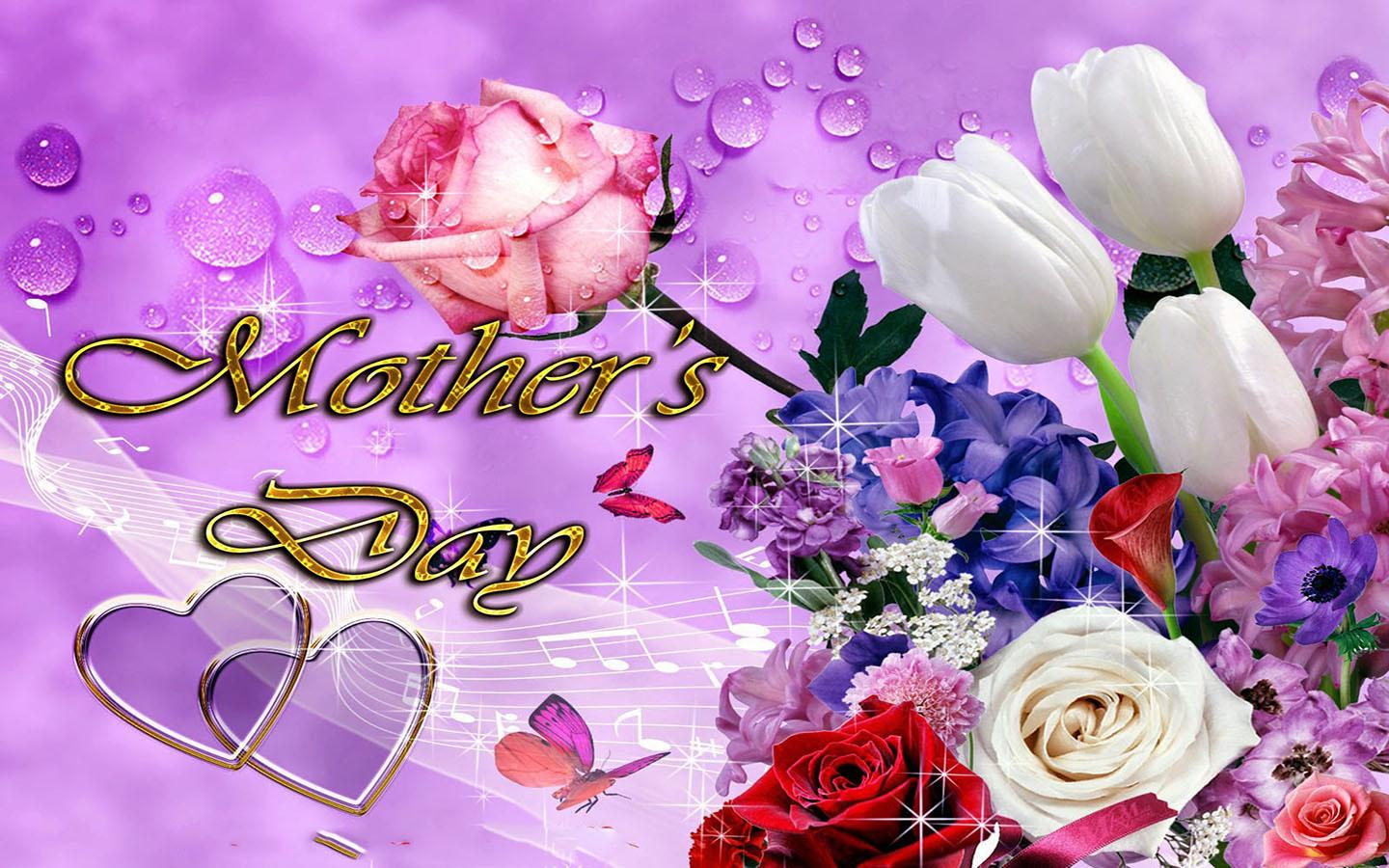 Purple Mother's Day Wallpapers - Wallpaper Cave