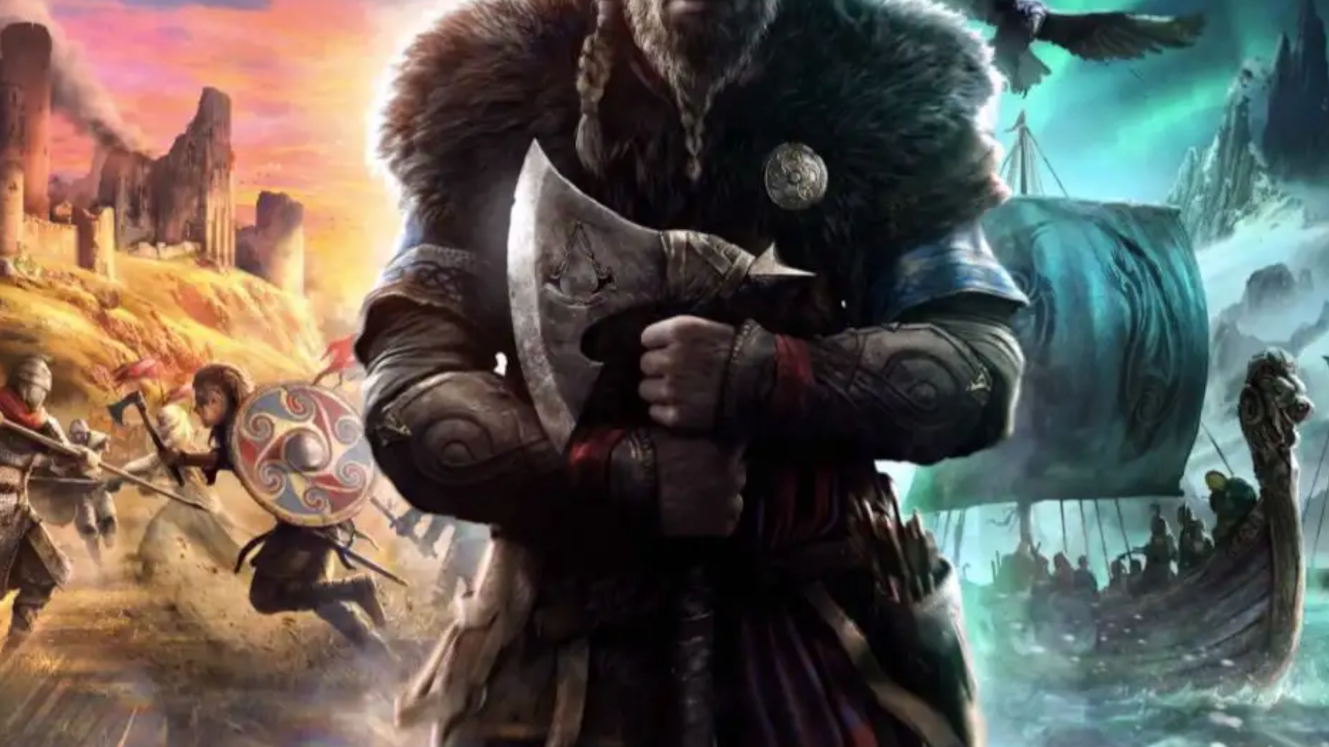 Game Info And Leaks Assassins Creed Valhalla Hd Wallpaper Mobile
