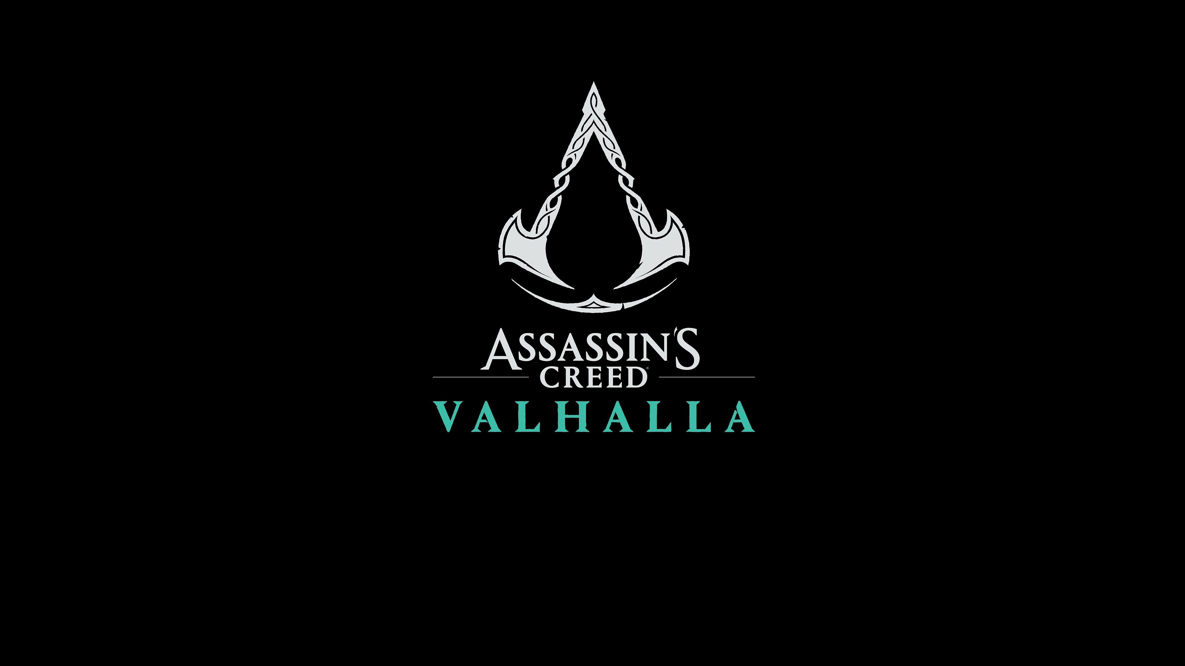logo assassins creed valhalla symbol