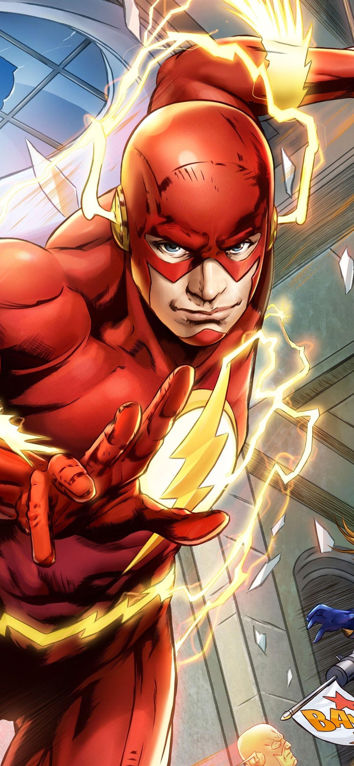 Flash Dc