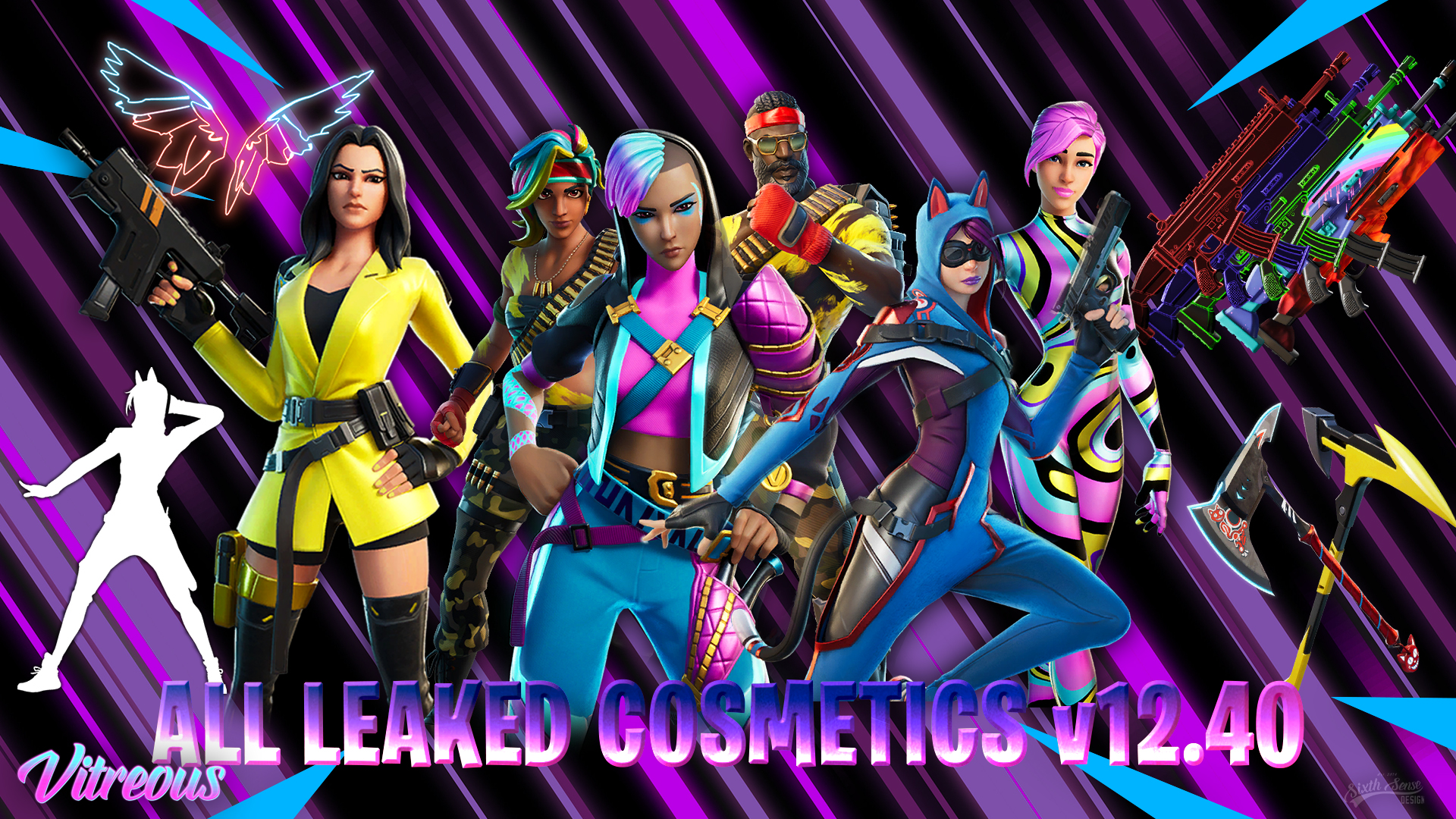 Yellowjacket Fortnite Wallpapers Wallpaper Cave