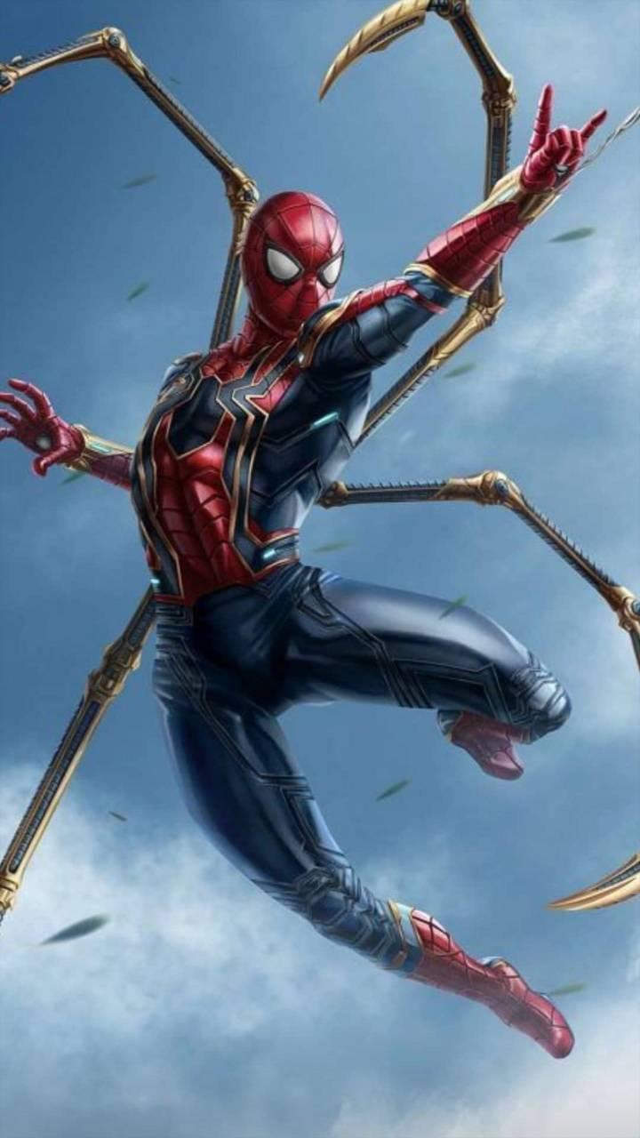 Spiderman Endgame