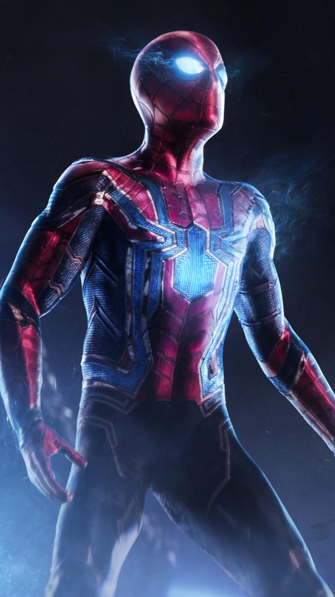 Endgame Spider Man Wallpapers Wallpaper Cave