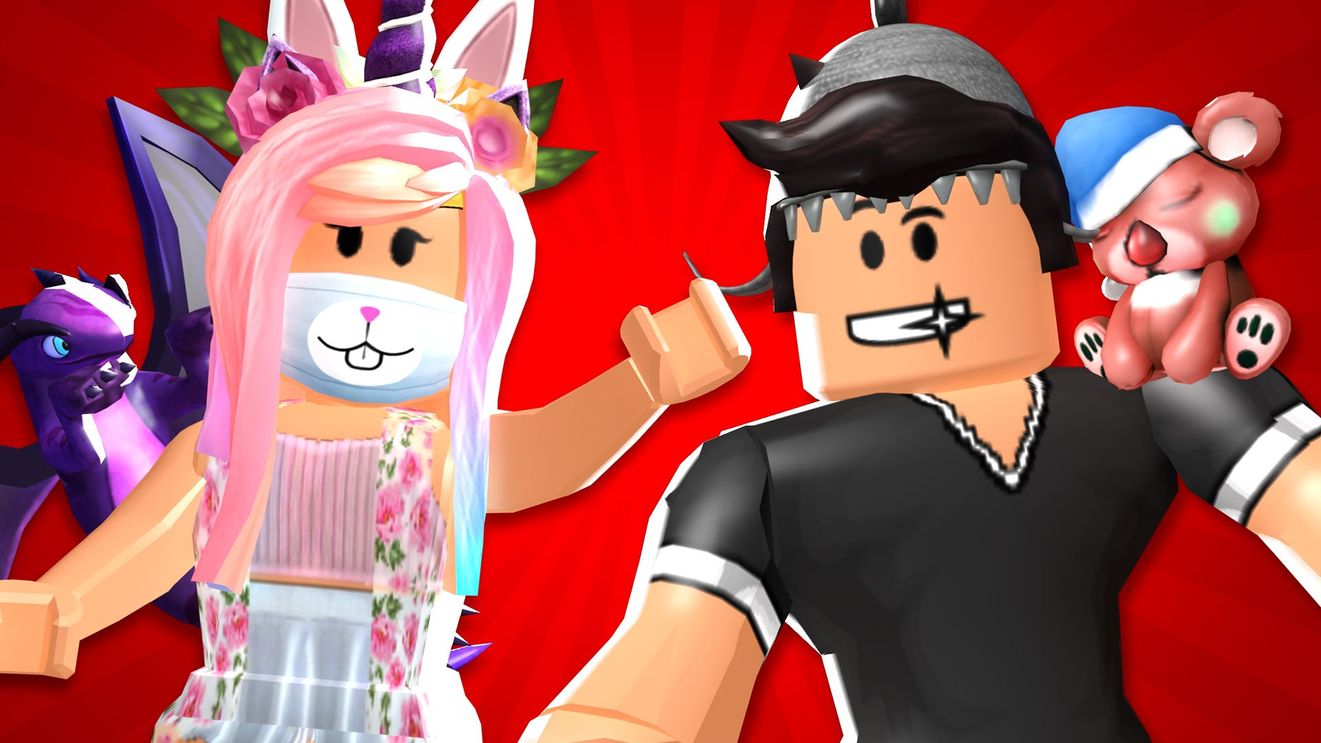Roblox Characters Girl And Boy Cute Boys Roblox Wallpapers Wallpaper Cave