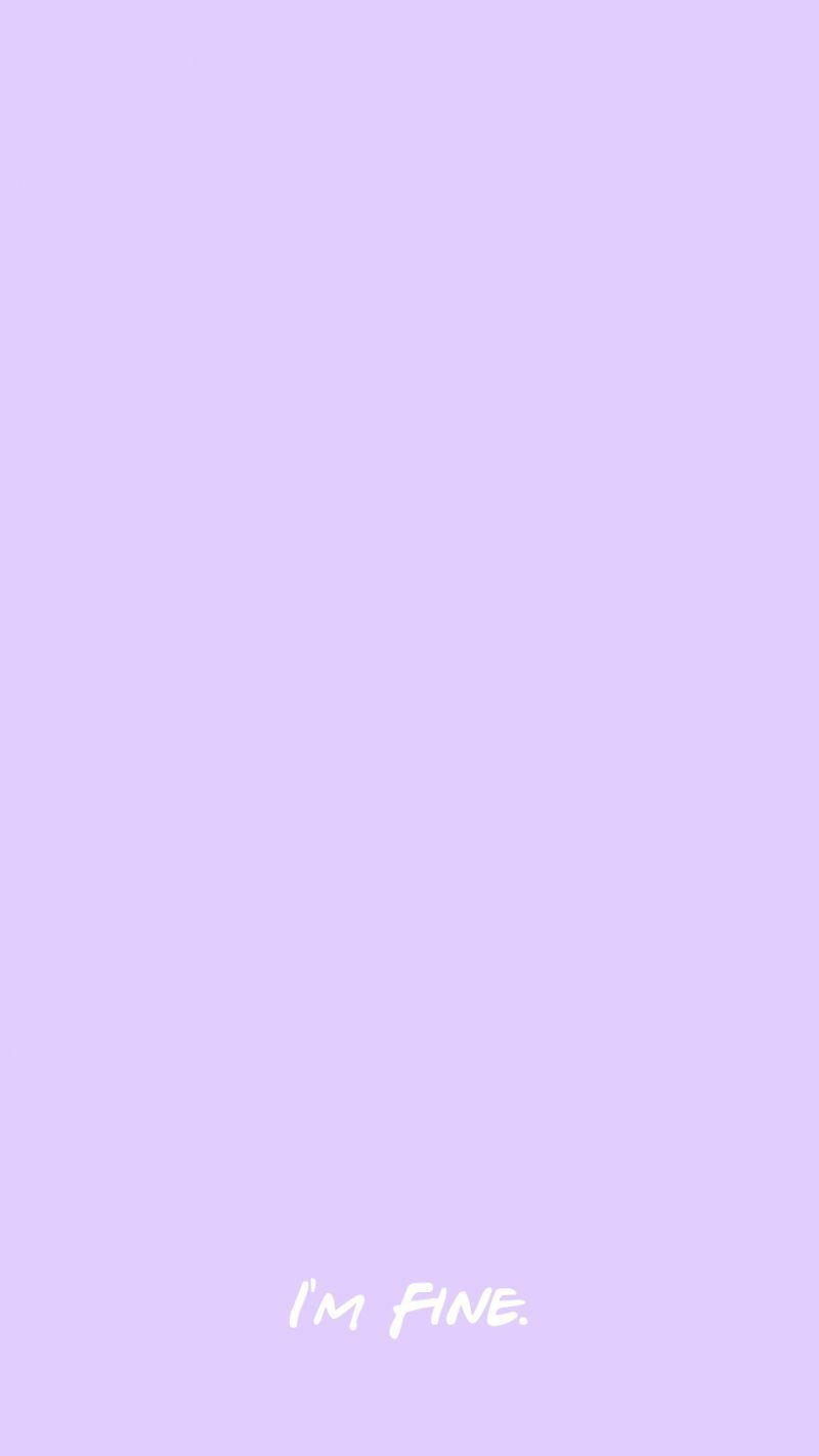 Aesthetic Iphone Purple Background