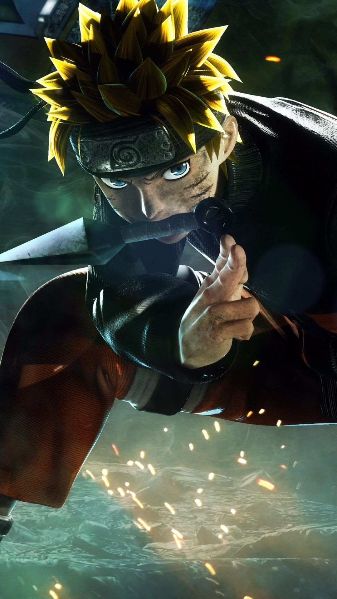 Naruto HD 3D iPhone 7 Wallpapers - Wallpaper Cave