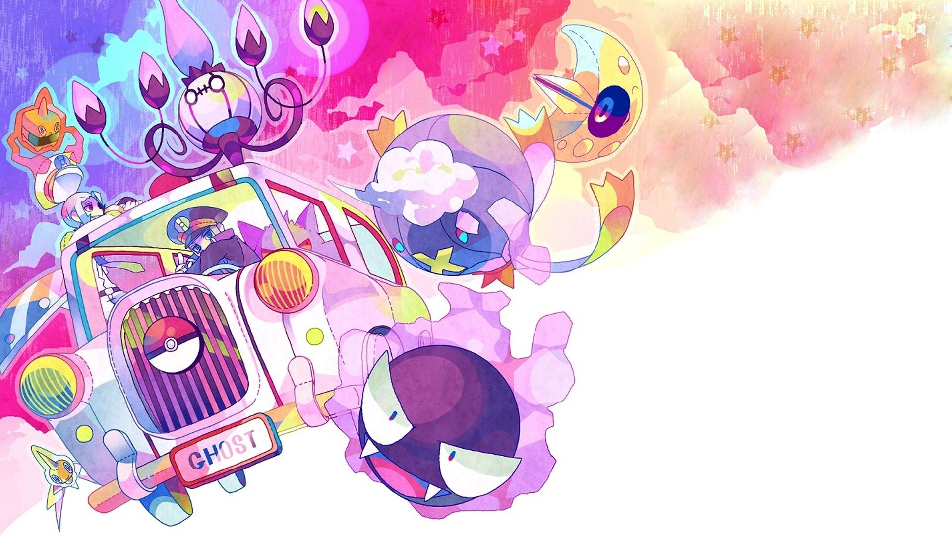 Psychic Type Pokemon Wallpapers Wallpaper Cave