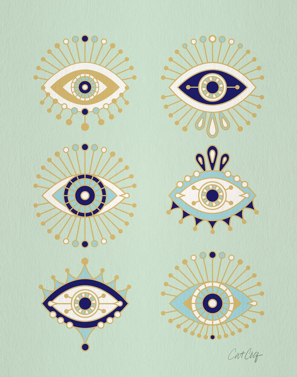 The Evil Eye Wallpapers   Wallpaper Cave