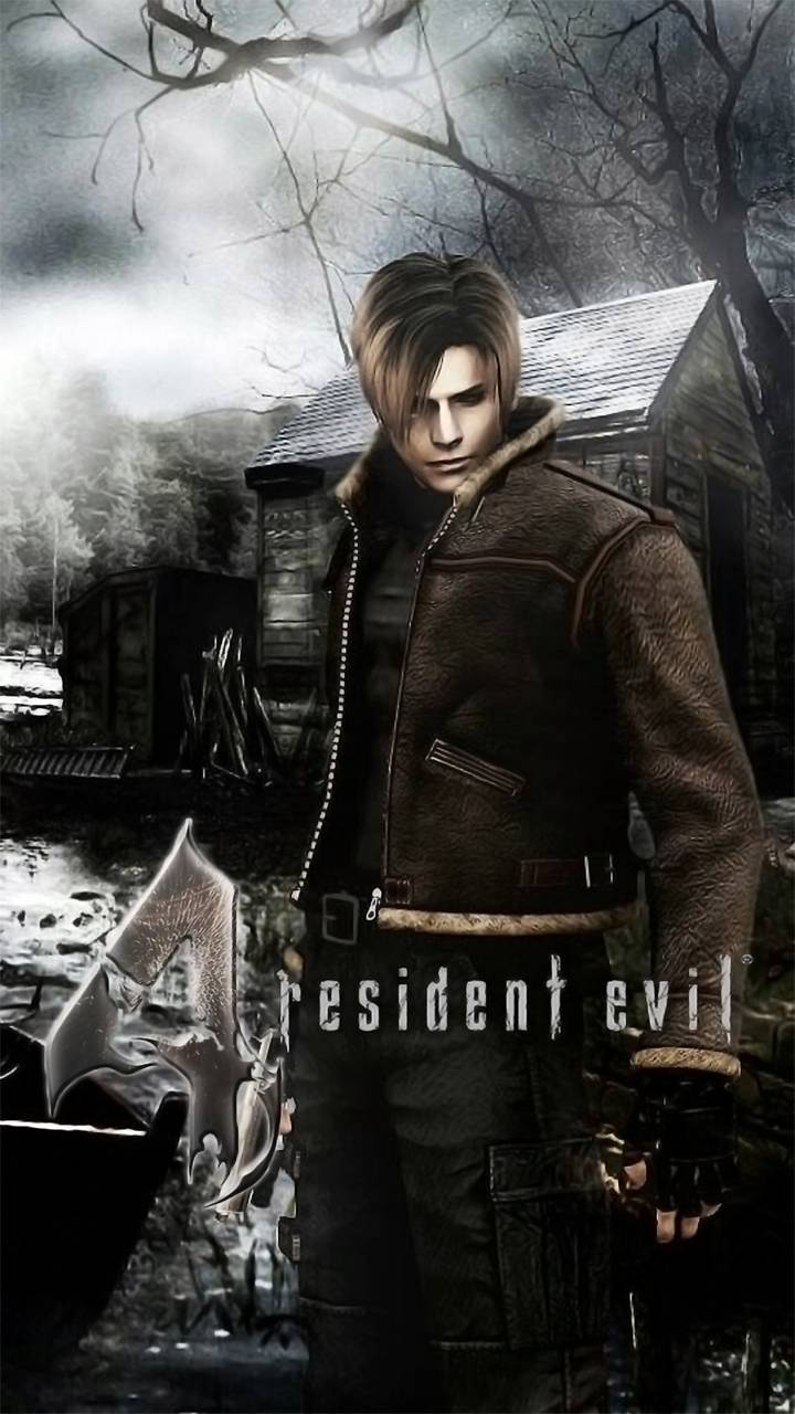 Resident Evil 4 Phone Wallpapers Wallpaper Cave